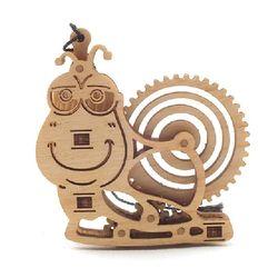 [WOODTRICK] 달팽이 (WDT190166) DIY 우드토이 3D 목재 퍼즐
