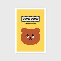 eyes bear(엽서)