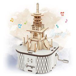 수동오르골 경주다보탑(YM862-36)