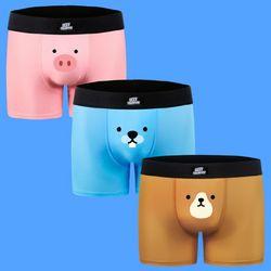 [세트] MOUSE+PIG+BEAR