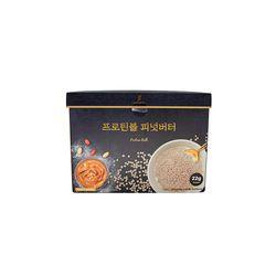 프로틴볼 피넛버터 (1Box 10개입) 단백질시리얼
