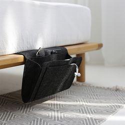 침대 소파 사이드 포켓 수납 정리함