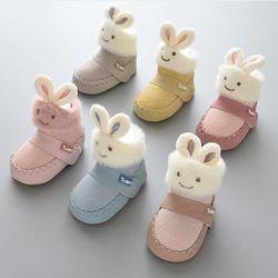 뉴 귀 쫑긋 토끼 유아 양말 보행기화(0-16개월) 203976