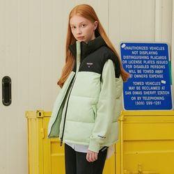 Basic Padding Vest (neon)