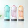 펫크미 슬라이드 물병 산책용 휴대용 물병 물통