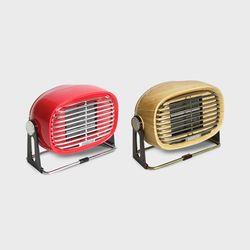 S 코드26X툴콘 가정용 캠핑용 업소용 PTC 미니팬히터 온풍기