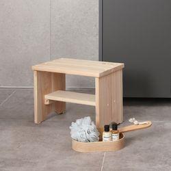 편백나무 목욕의자(일반형)