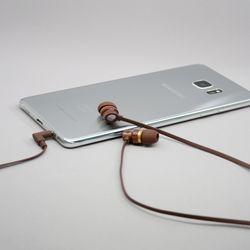 코원 우드이어폰 ET1 커널형