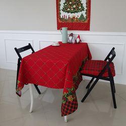 크리스마스 식탁보 (6인) 테이블보