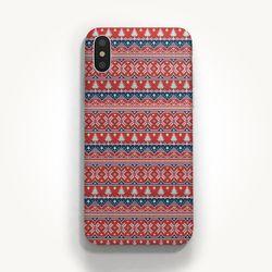 성경말씀폰케이스 디자인-23 크리스마스 패턴 트리