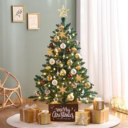 크리스마스 트리 풀셋트-조이골드