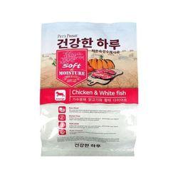 펫츠 프라임 건강한 하루 소프트 1kg(닭고기와 황태)