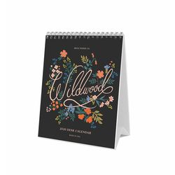 [2020 캘린더] Wildwood Desk Calendar