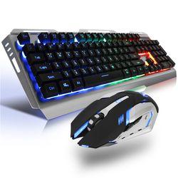 COX 유선 게이밍 키보드 마우스 CKM500 (알루미늄바디)