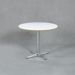 멜라민 원형 라운드 티 테이블
