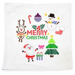 즐거운 크리스마스 손수건만들기(3인용)