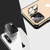 아이폰11 프로맥스 로 보이는 아이폰10 페이크 카메라 보호필름