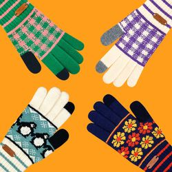 스마트폰 터치 장갑 Smart phone touch gloves 시즌2