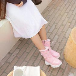 이누이트 키높이 패딩부츠 LUNA IT1877-63 핑크