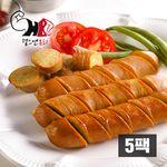 닭가슴살 소시지 카레맛 5팩