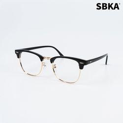 SBKA UP2-B 하금테 안경