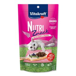 비타크래프트 뉴트리즈낵 소고기 블루베리 로즈마리 40g(CAT)
