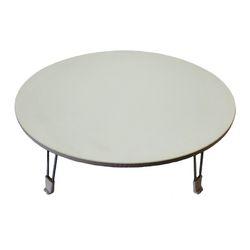 에이스독서대 접이식 다용도 원형 테이블