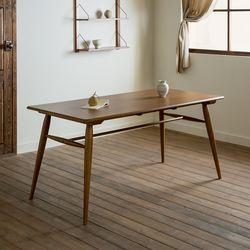 메이 원목 4인용 6인용 다이닝 식탁 테이블 1600사이즈
