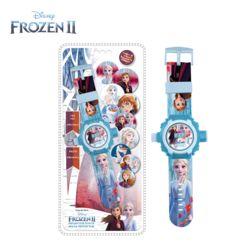 [Disney] 겨울왕국2 프로젝터 손목시계