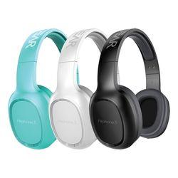 소닉기어 뉴 에어폰3 블루투스 5.0 스테레오 헤드폰