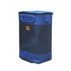 크로반 알루미늄 핸드 쇼핑카트 보냉파우치 JD406P