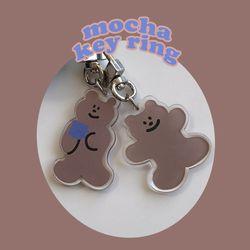 mocha key ring (키링)