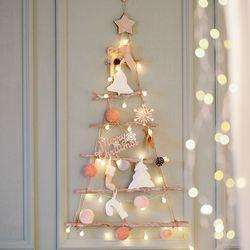 포근한 크리스마스 월트리 (전구포함)