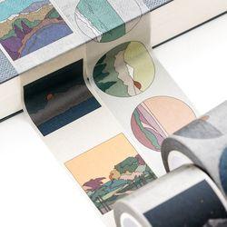 라이프앤피시스 페이퍼 테이프 30mm (4종)