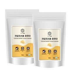 테이스트큐브 크림치즈폼 파우더 500g 2개세트