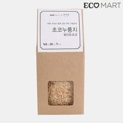 ECOX미미당 화이트 초코누룽지 140G