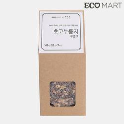 ECOX미미당 쿠앤크 초코누룽지 140G