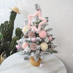 크리스마스 트리 -파스텔톤 사랑스런트리