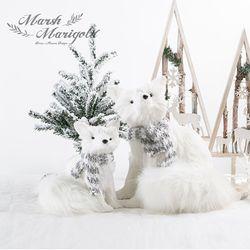 하얀 여우30cm FMNW221030