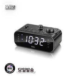 브리츠 BZ-CR3930BT  블루투스 알람시계 FM라디오