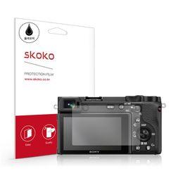 소니 알파 A6600 올레포빅 카메라 액정보호필름 2매