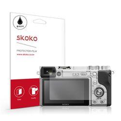 소니 알파 A6400 올레포빅 카메라 액정보호필름 2매
