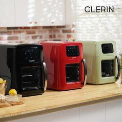 클레린 디지털 에어쿡 에어오븐 CLO-CB388(색상 택1)