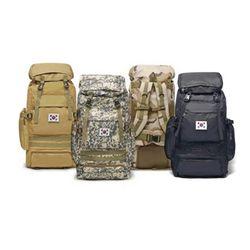 애슬릿 태극 무늬 여행 가방 대용량 백 팩