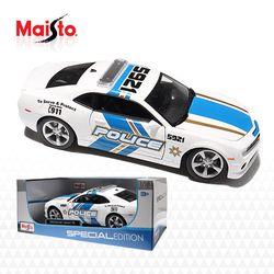 마이스토 1:18 2010 쉐보레 카마로 RS-폴리스버전