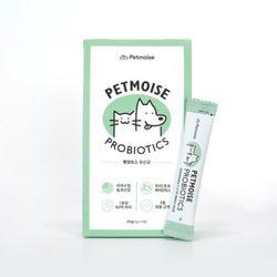 펫모이스 프로바이오틱스 유산균 (10포)