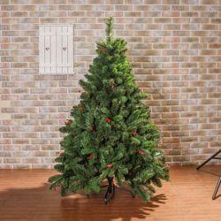 150cm 크리스마스 열매 트리 대형트리 성탄트리