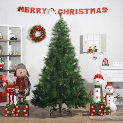 210cm 성탄트리 크리스마스트리 리얼 솔잎트리 대형트
