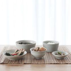 소일베이커 산도 1인 식기 혼밥세트 (3color)