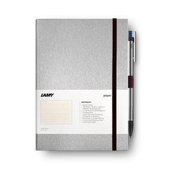 LAMY 라미 하드커버 노트북 A5 & 405 Logo 트라이펜 Set
